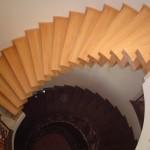 schody debowe bukowe